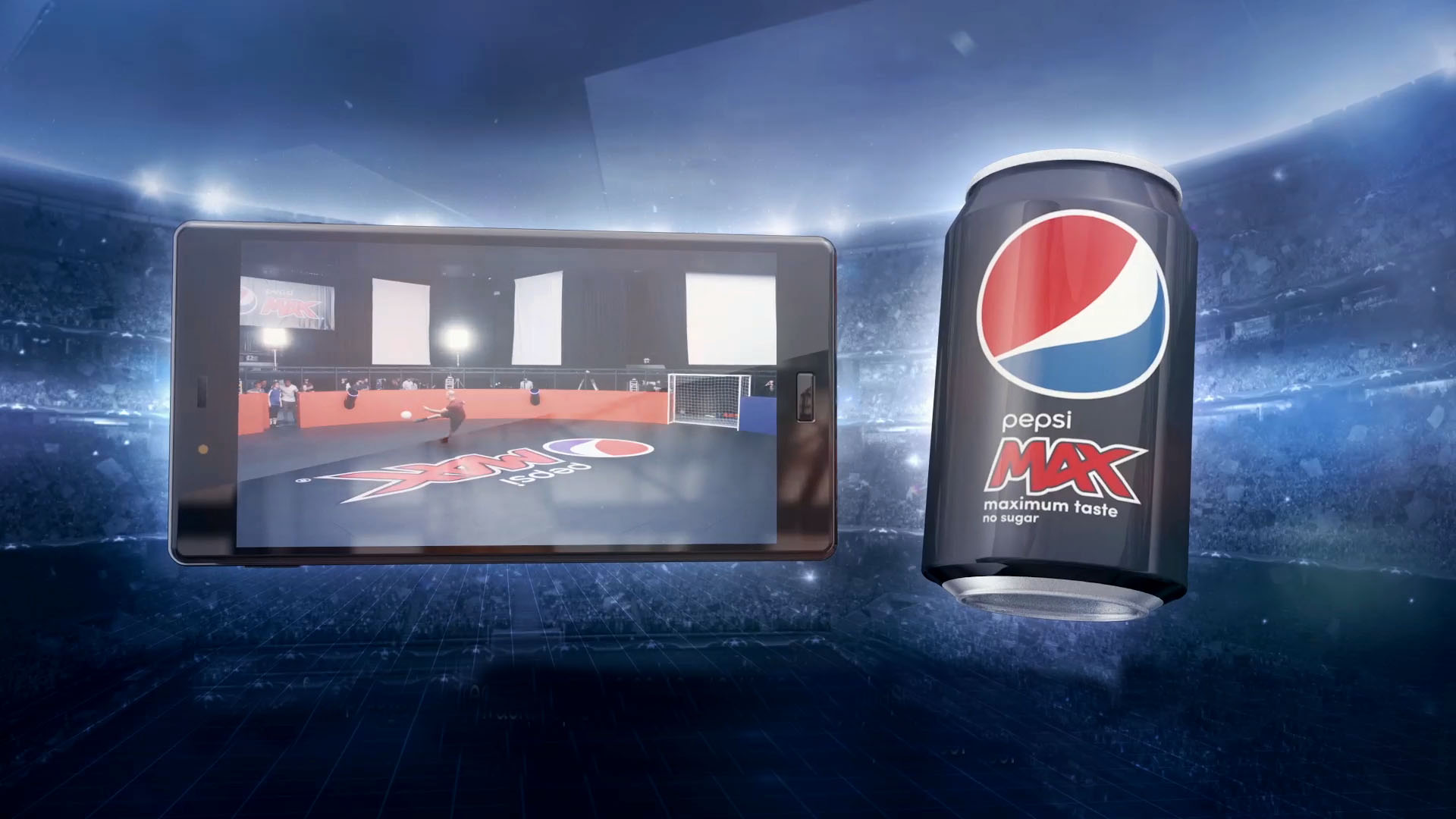 pepsi max cg animation