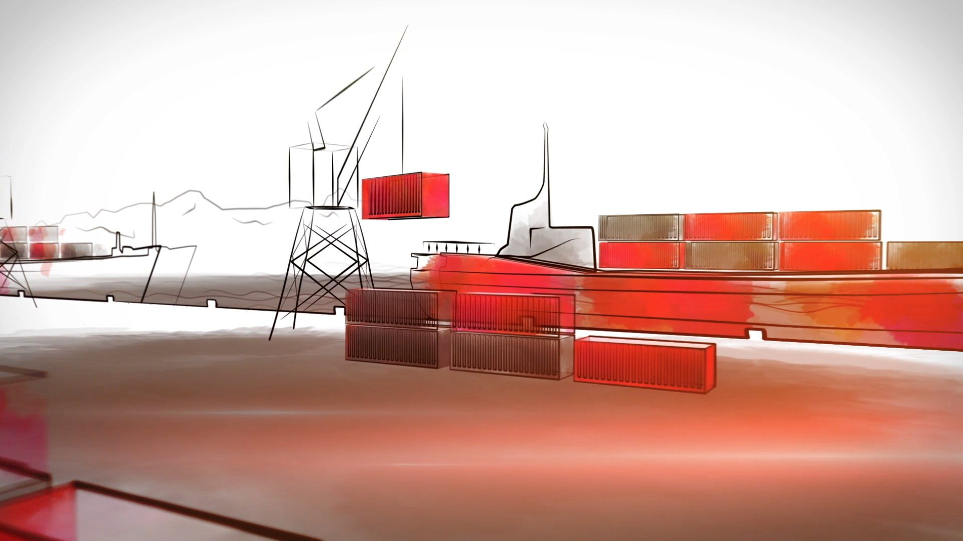 hsbc motion graphics studio