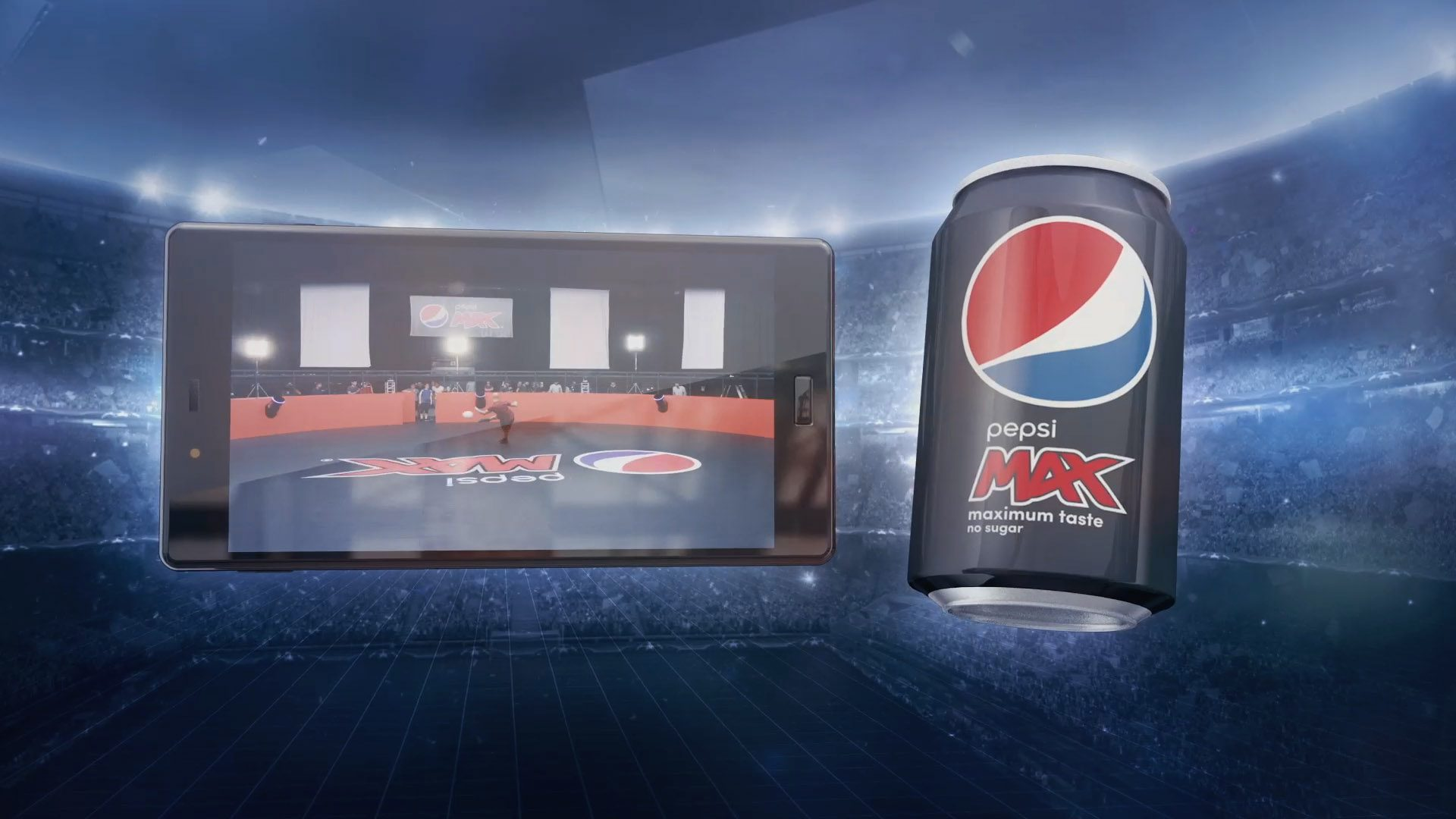 pepsi cg animation