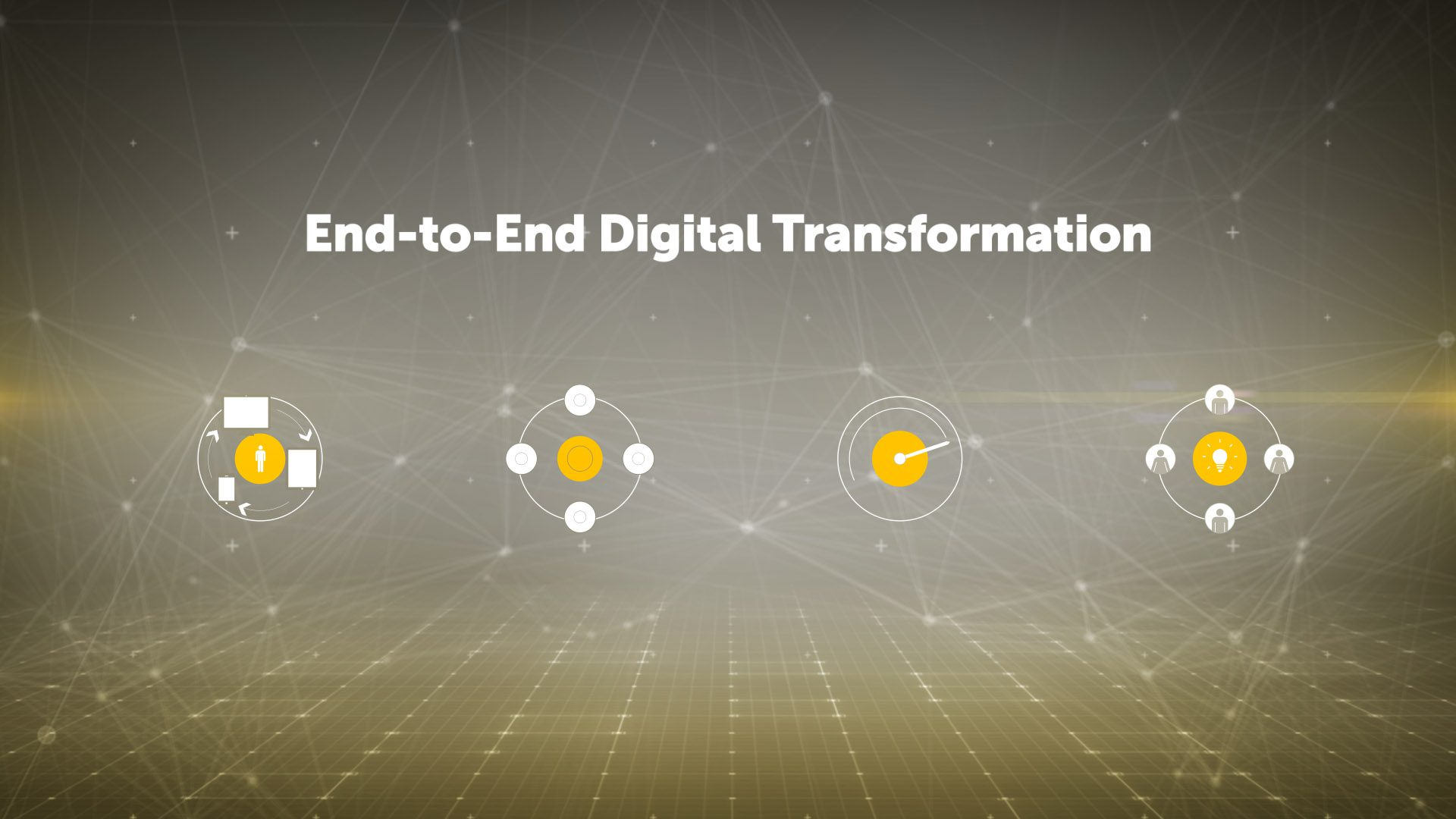 digital transformation animation
