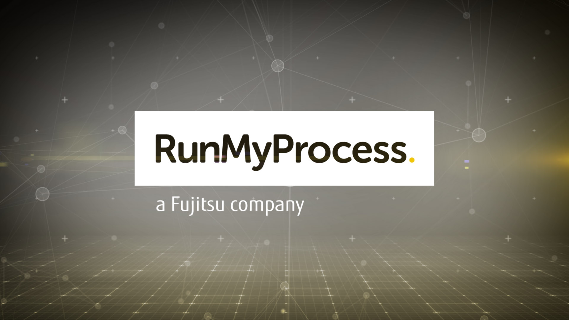 run my process animation