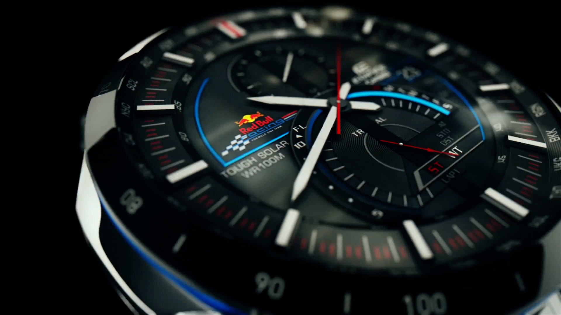 cg animated watch