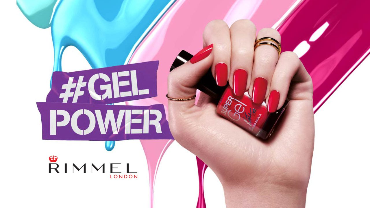 rimmel supergel animation